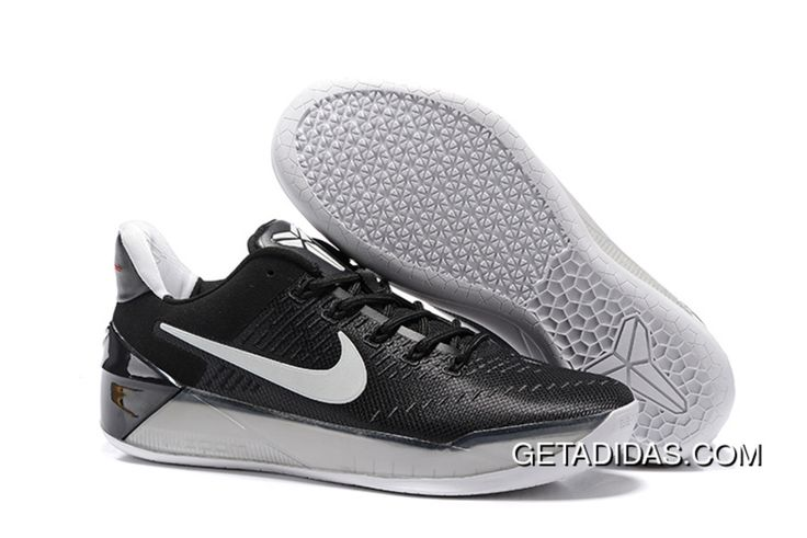 https://www.getadidas.com/kobe-xii-ad-white-black-topdeals.html KOBE XII A.D WHITE BLACK TOPDEALS Only $87.27 , Free Shipping!