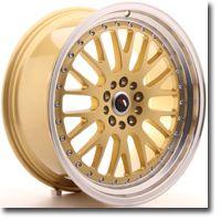 Japan Racing JR10 Gold Wheels | Japan Racing JR10 Gold Alloys | Performance Alloys.com ® The Alloy Wheel Experts ™.
