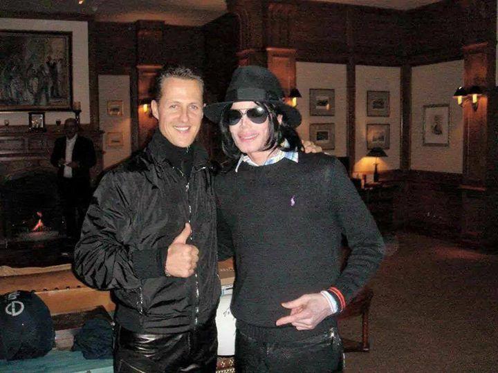 ¿Cuánto mide Michael Jackson? - Altura - Real height C2c4af9a92dc969b074a54a6029b40f6--michael-schumacher-michael-jackson