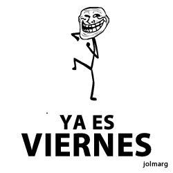 Ya Es Viernes Gif animate per BBM | BlackBerry, Android, iPhone e iPad