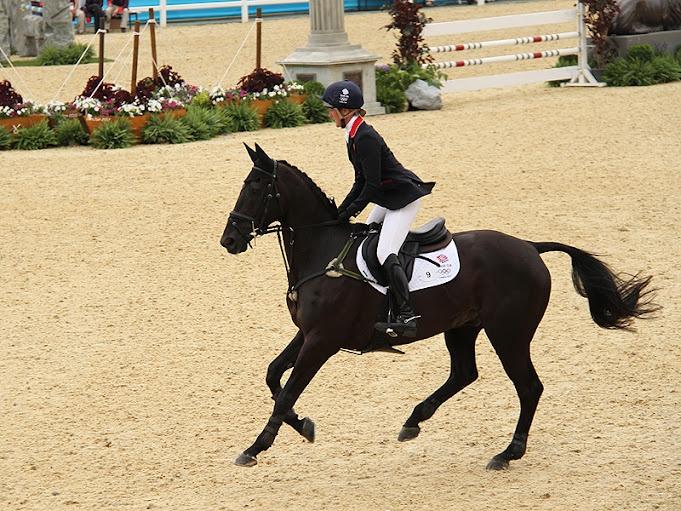 London 2012 Olympics Equestrian Event - Team GB  #Olympics # Equestrian