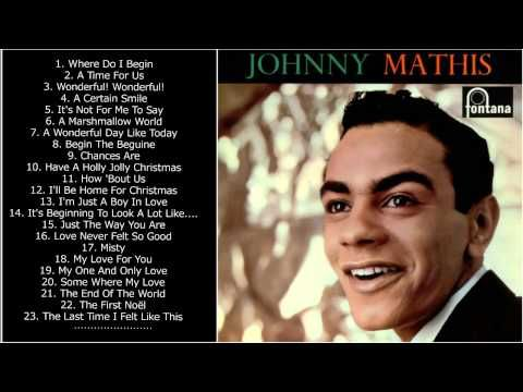 Johnny Mathis - More Johnny's Greatest Hits - Full Album ... |Johnny Mathis Greatest Hits Youtube