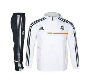 Chandal Adidas Real Madrid Pres suit y  #outlet #fútbol. Más ofertas y promociones en nuestra #tienda #outlet www.entretiendas.com