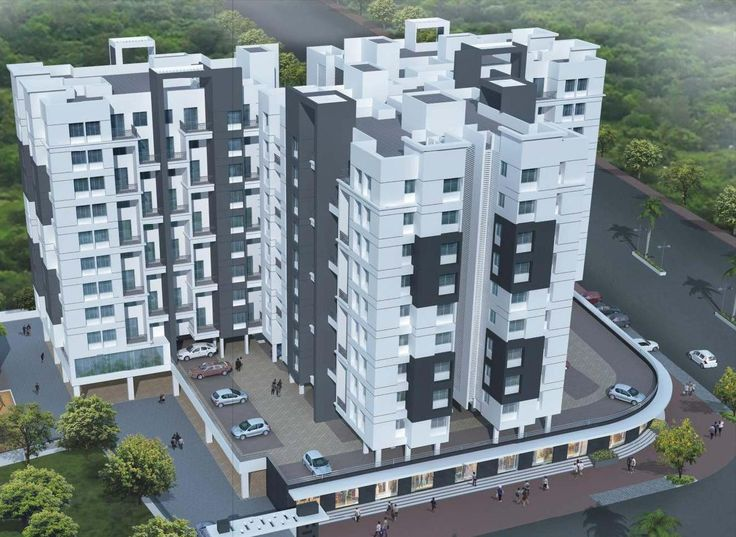 Satyam Rajyog is the pride of Dhanori, Pune. It is one of the finest creations of professional architects, accommodating 2.5, 2 and 1 BHK apartments, with restaurants, showrooms and shops at the ground floor.