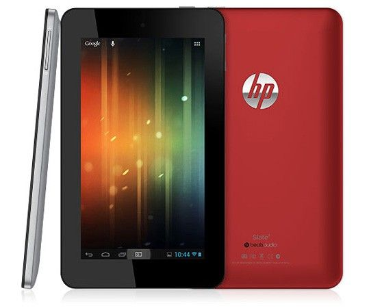HP Slate 7 Android.US$169