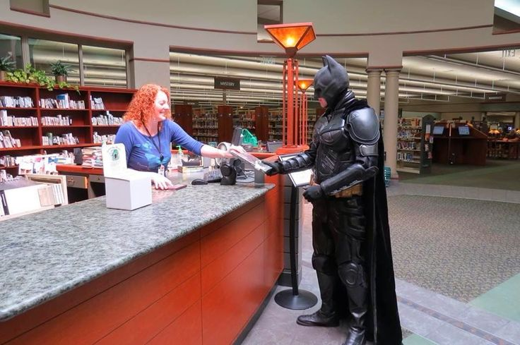 GreenBeanTeenQueen: Batman Day at the Library-or How to Plan a Program in Three Days