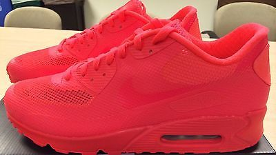 Nike Air Max 90 Hyperfuse Premium Solar Red Yeezy ALL SIZES