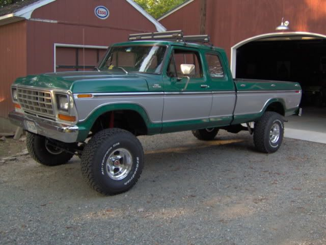 2-Tone Paint Schemes For '79 Trucks - Page 3 - Ford Truck Enthusiasts Forums