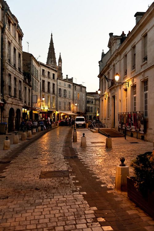 "La Rochelle, France-""I want to Visit, it's the birthplace of William Bouguereau!""-Serena Jade"