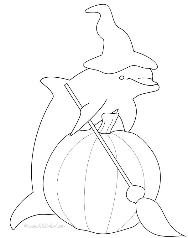 e coloring pages for dolphins - photo #31