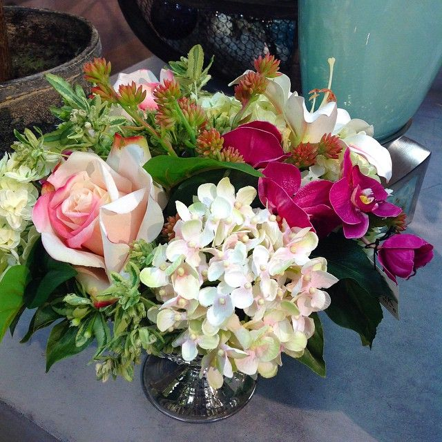25 best aldik images on pinterest silk floral arrangements silk silk floral arrangements los angeles showroom aldik home mightylinksfo