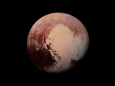 Solving the Mystery of Pluto's Giant Blades of Ice  | NASA