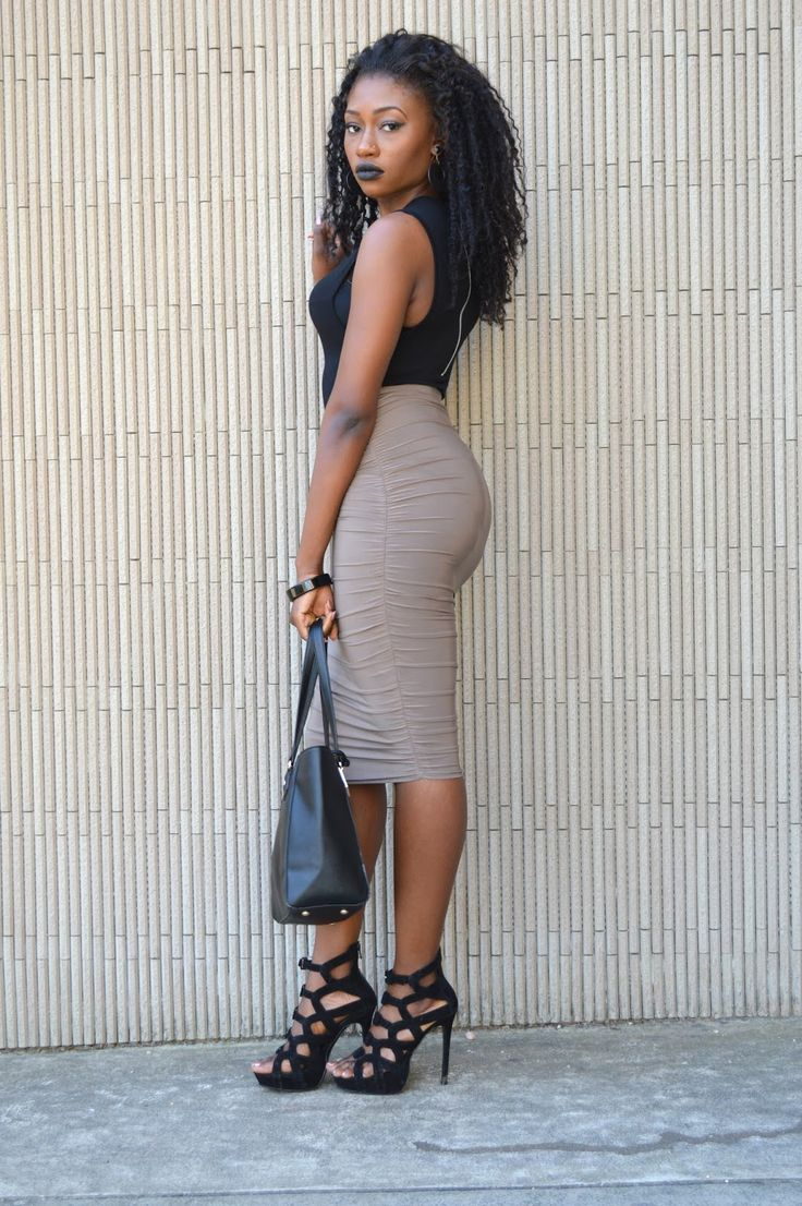 Mouna Traore Nude Photos 94