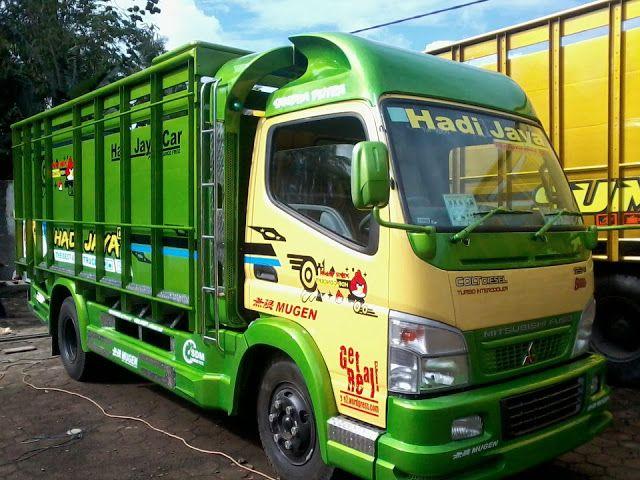 Pin Oleh Modifikasi Mobil Indonesia Di Modifikasi Truk Indonesia Truk Besar Modifikasi Mobil Truk