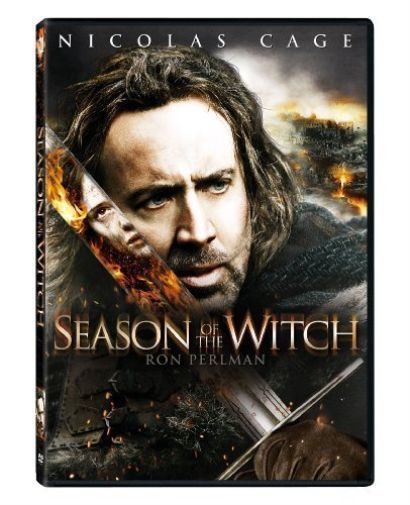 CAGE,NICOLAS-SEASON OF THE WITCH DVD NEW - $9.39