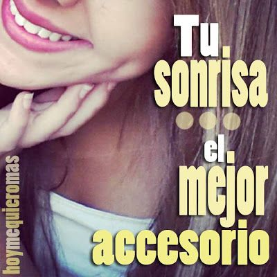 HOY ME QUIERO MAS, sonrie, sonrisas, beneficios de sonreir y ser feliz