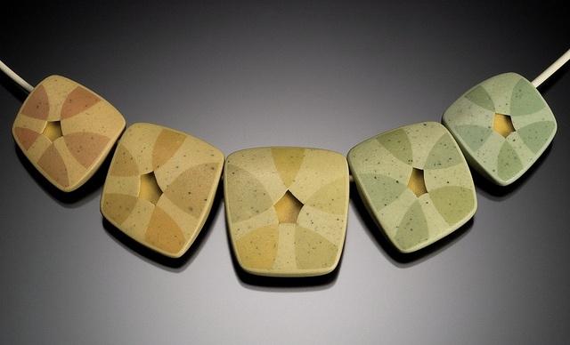 Five-Star Necklace by Dan Cormier, via Flickr