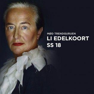 Li Edelkoort Seminar SS 18 - København efterår - Konferencer & Seminarer pej gruppen - scandinavian trend institute