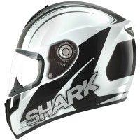 Shark RSI Pro Genius - White / Anthracite / Silver