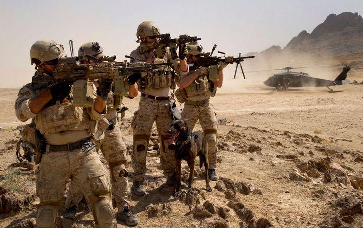 US Navy Seals Spezialeinheit USA