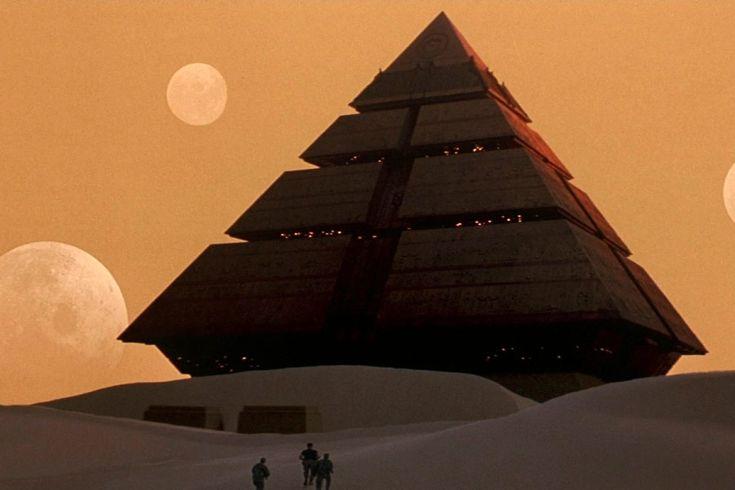 Stargate The Movie.
