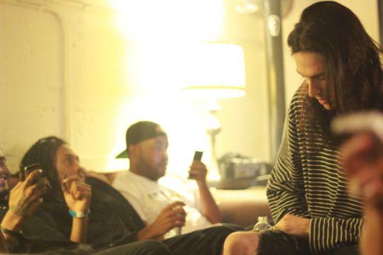 Xavier Wulf ,Chris Travis , Eddy Baker & Bones ~ Green ...