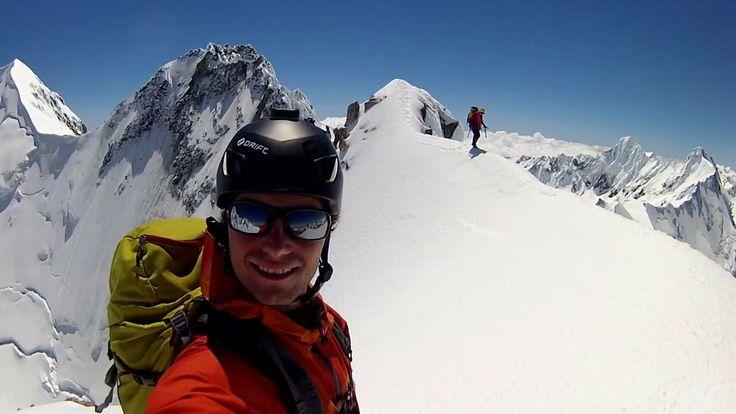 Drift HD Ghost: Speed Flying Down Mount Tasman