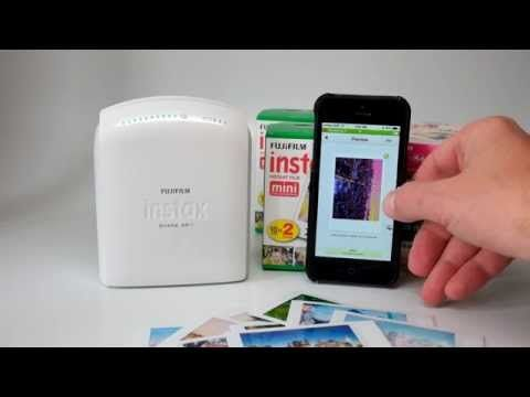 FujiFilm Instax SHARE SP-1 Smartphone Printer (White) | FujiFilm Instax | Fuji at Unique Photo