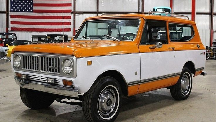 1973 International Harvester Scout for sale 100930807