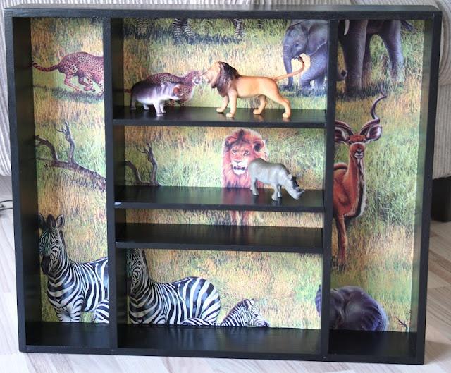 Hylde til de vilde dyr