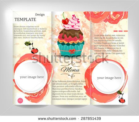 133 best images about tout sweets on pinterest creative for French brochure template