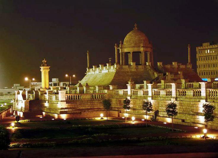 Ibne Qasim Garden Karachi, Pakistan