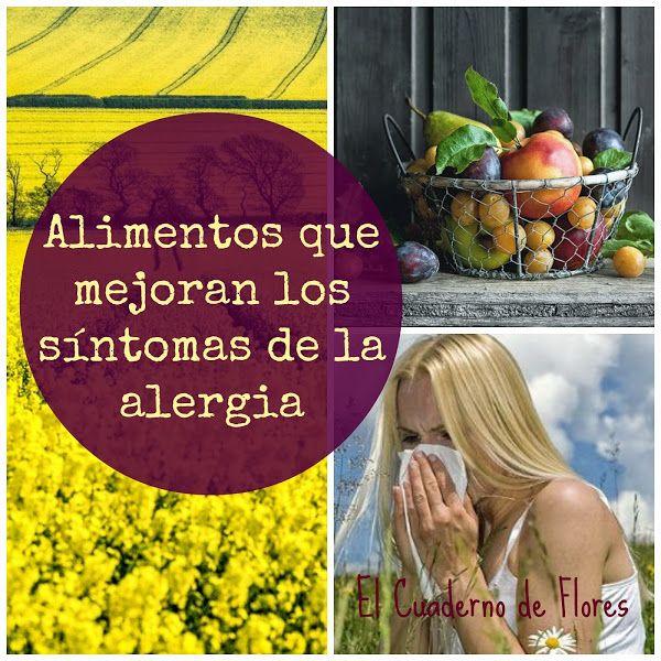Alergia estacional: 5 alimentos que mejoran los síntomas