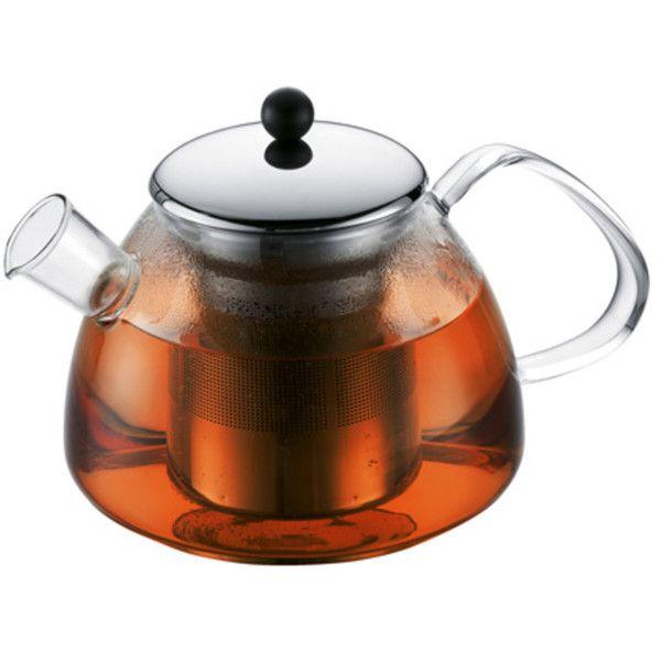 Bodum - Marcel Tea Maker found on Polyvore