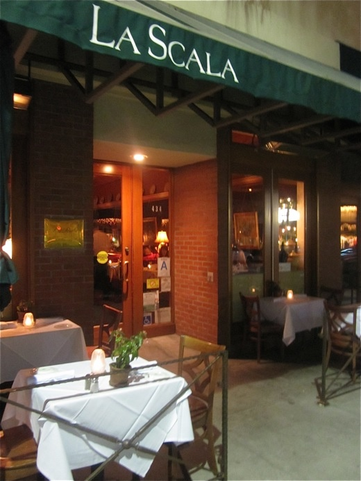 La Scala Beverly Hills  Brentwood.  Dinners with friends, date night with my husband, take out soup.  Memory after memory.