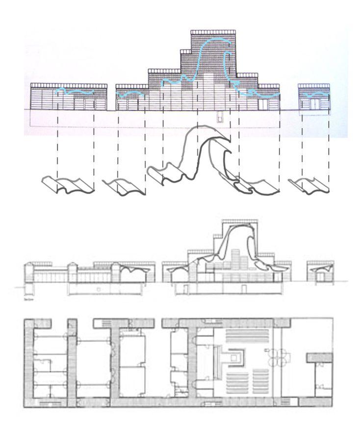 Image result for bagsvaerd church plan