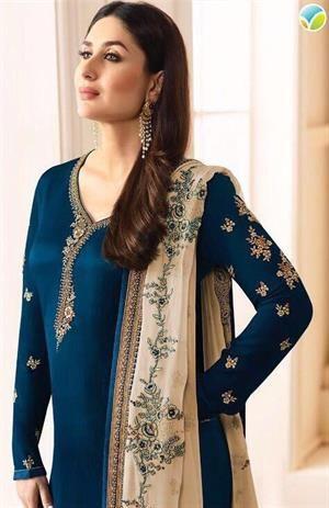 73bfd38183 Vinay Kaseesh Kareena Vol-3   Ethnic wear   Dresses, Fashion dresses ...