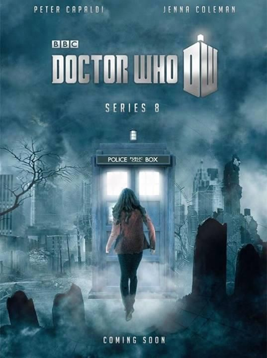Doctor Who Series 8 <<<< OMGSH! Is that New York?!?! IM SERIOUSLY GONNA SCREAM FROM EXCITEMENT!!!