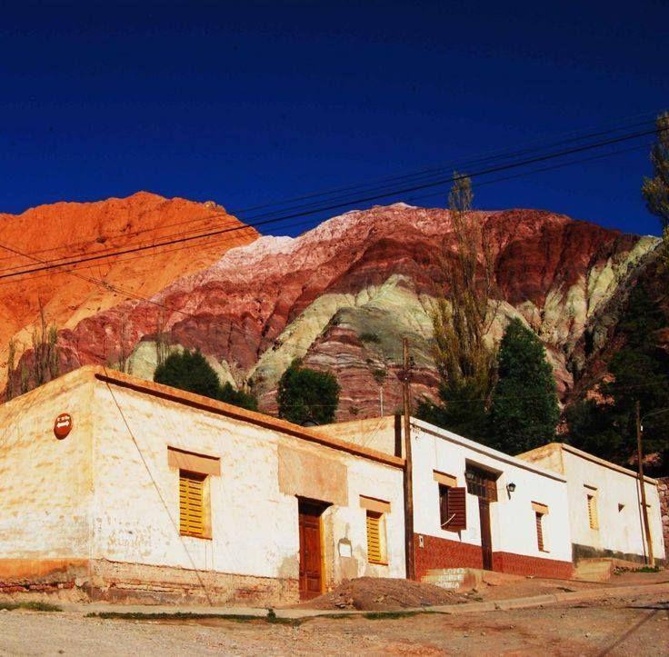 """""""Cerro de los Siete Colores"""" Purmamarca, Jujuy, Argentina"""