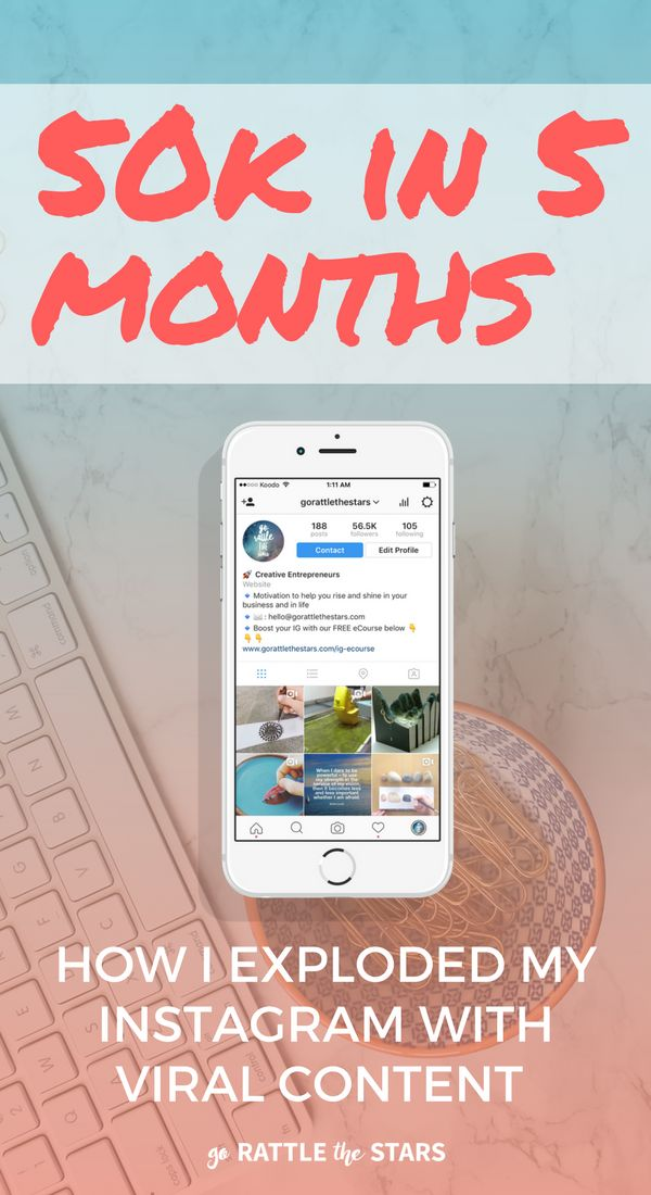 Learn the EXACT process I used to go from 0 to 50,000 followers on Instagram in just 5 months.   Social Media   Blogging Tips   Creative Business