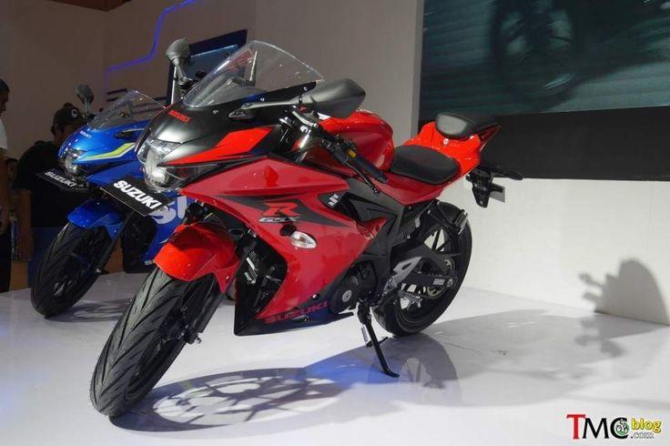 Suzuki GSX-R150 and GSX-S150 (Gixxer facelift) unveiled https://blog.gaadikey.com/suzuki-gsx-r150-gsx-s150-gixxer-facelift-unveiled/