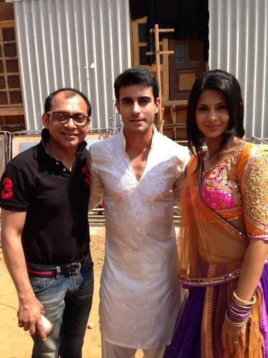 Saraswatichandra's Gautam Rode with Jennifer Winget