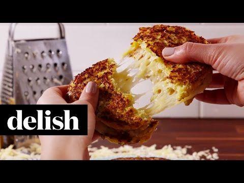 Kenyér nélkül, itt a fantasztikus sajtos karfiolszendvics - Ripost