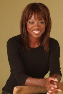 Viola Davis - actress known for How to Get Away with Murder, The Help, Prisoners, Doubt, and Ender's Game.