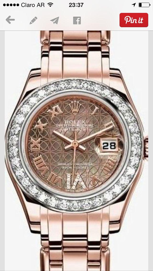 Rolex Mujer