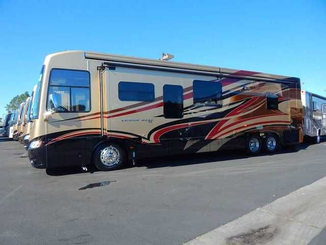 """2015 New Newmar 2015 Newmar Dutch Star 4018 Class A in California CA.Recreational Vehicle, rv, 2015 Newmar 2015 Newmar Dutch Star 4018, 2015 Newmar Dutch Star Diesel Pusher 4018, 2015 DS DP 4018 1/FS W/2 PSO, all elec w/ induction top, 2-15M Penguin heat pump, windshield protection, DS dormi sofa w/ air mat, dash radio w/ navigation system, pass through storage tray, Sirius radio capability, TV antenna w/ power lift, 40"""" LED TV exterior sidewall, combo din with buffet table, heated captain…"""