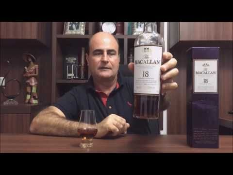 67: Review Macallan 18 anos Sherry - 1995.