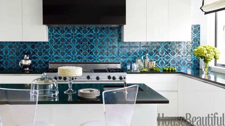 Kitchen Tiles Lincoln 28 colorful kitchens that will inspire you | graphics, turkish