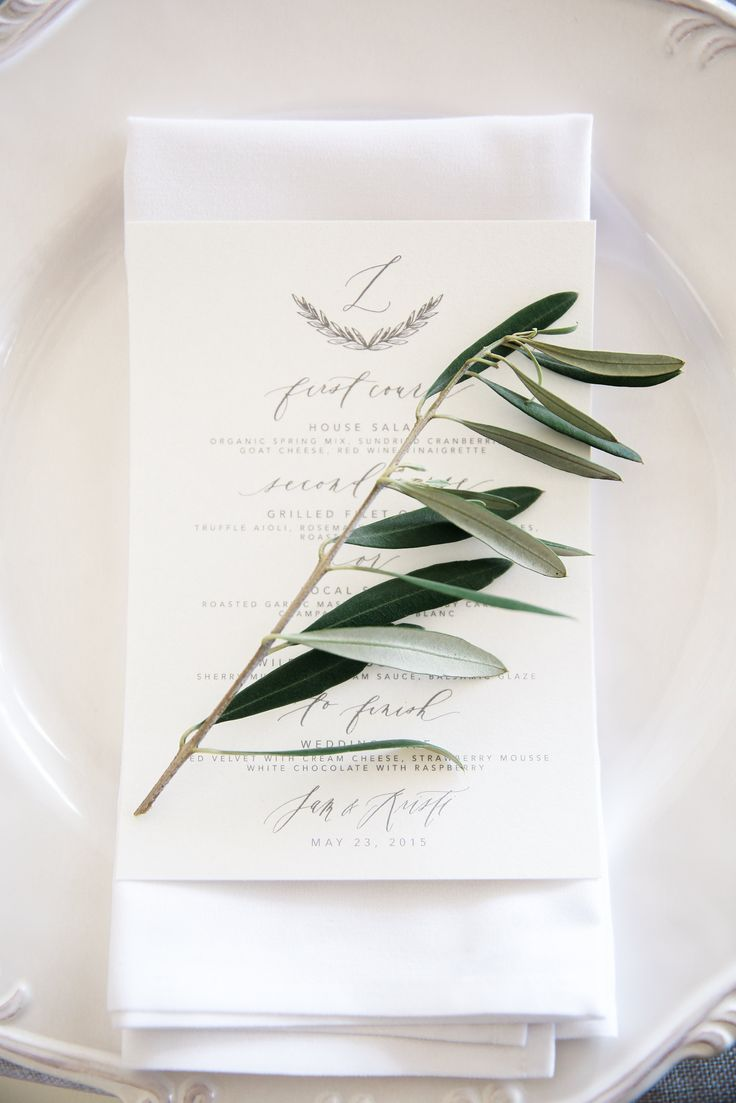 Pretty Gray And Neutral Invitations / San Diego Wedding | Written Word  Calligraphy + Design |