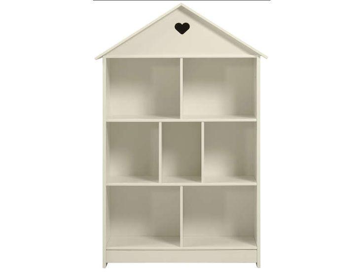 Les 25 meilleures id es de la cat gorie biblioth que conforama sur pinterest - Bibliotheque blanche pas cher ...